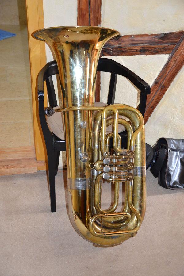 Tuba Lernen